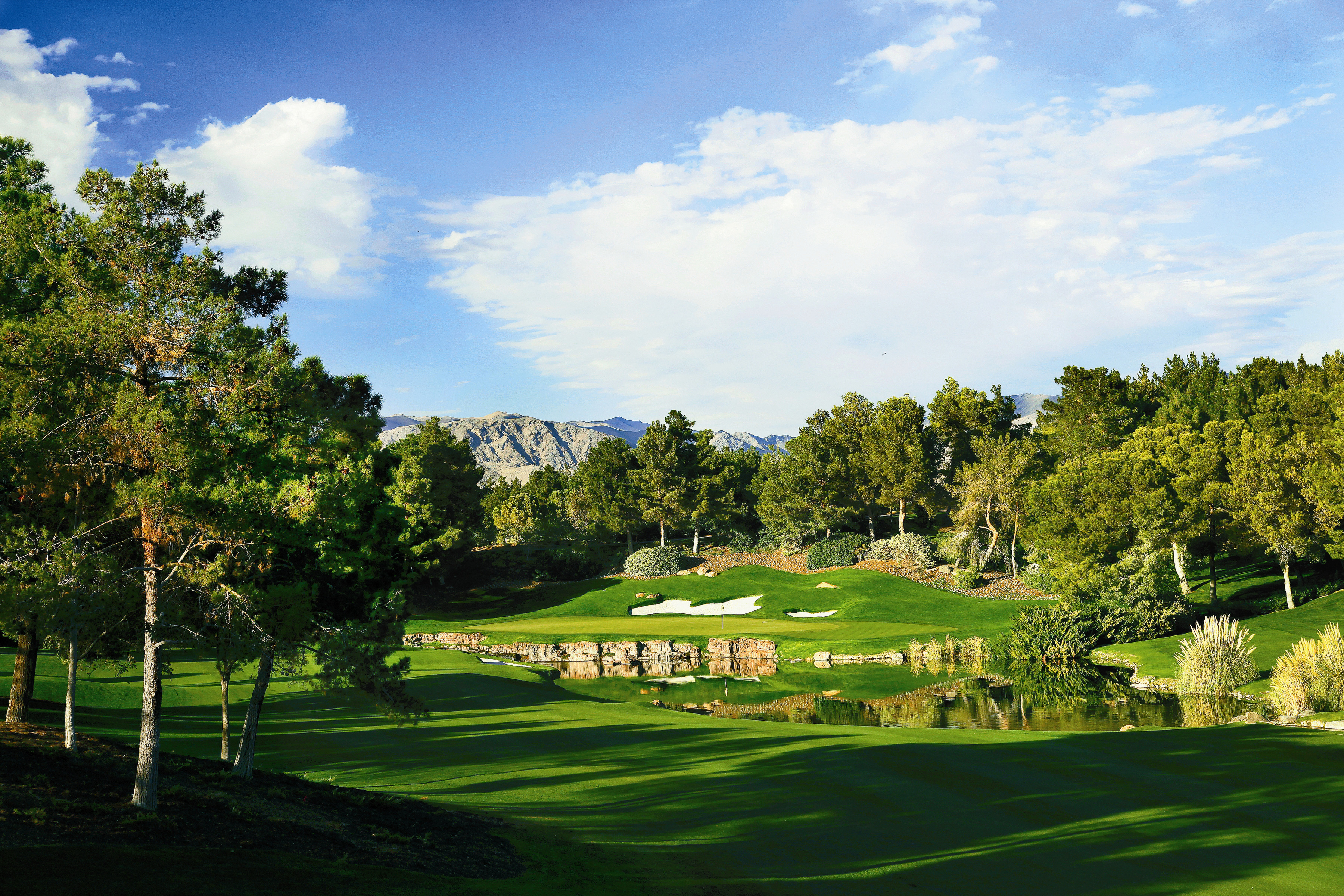 The Best Golf Courses In Nevada Courses Golf Digest