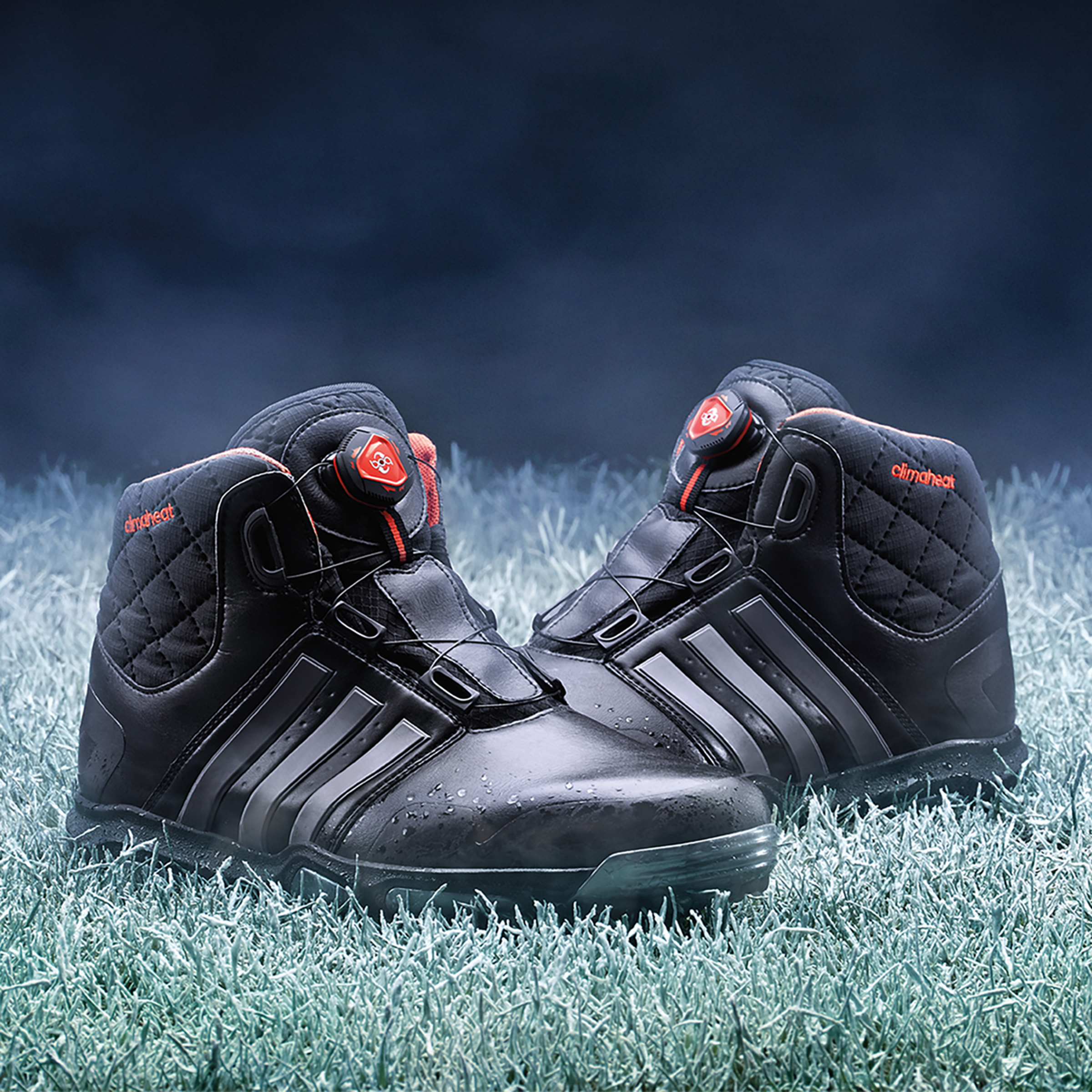 These golf shoes from Adidas are