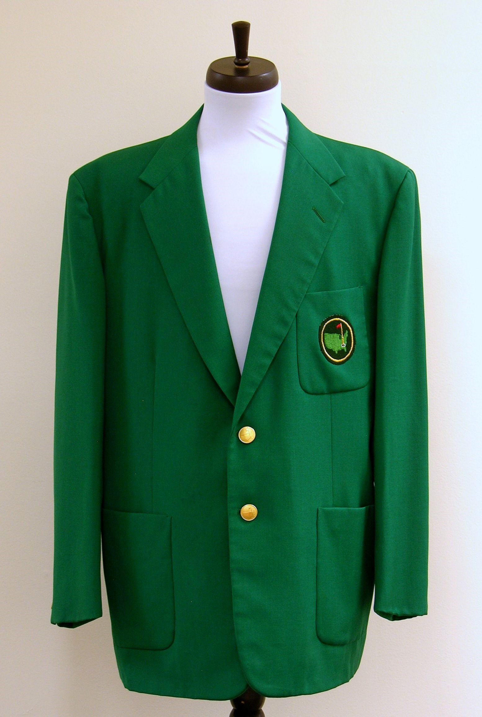 Masters Green Jacket Found In Thrift Store Sold At Auction For Nearly 140 000 Golf World Golf Digest