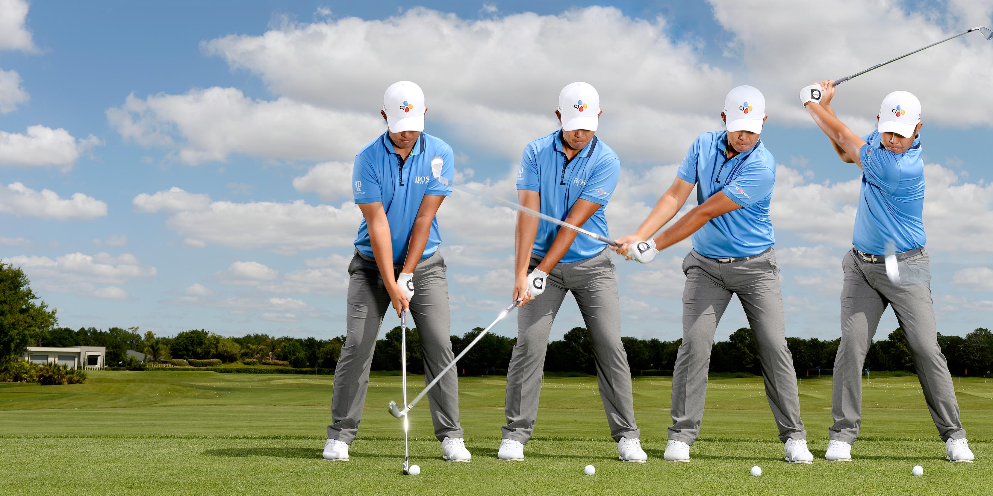 Swing Sequence: Byeong Hun An | Instruction | Golf Digest