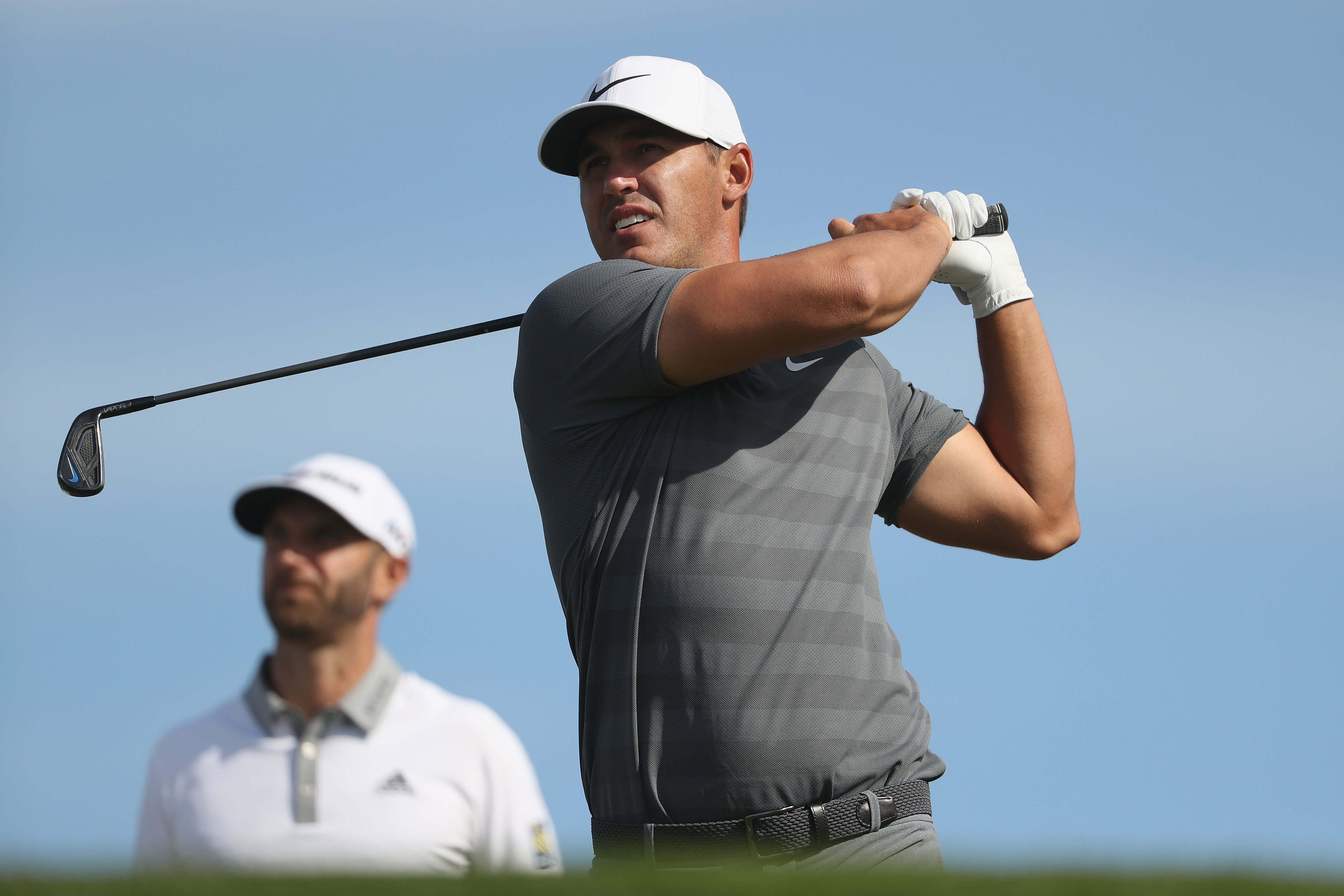 U S Open 2018 Brooks Koepka Wins U S Open Repeats As Champion After Shooting Closing 68 Golf News And Tour Information Golf Digest