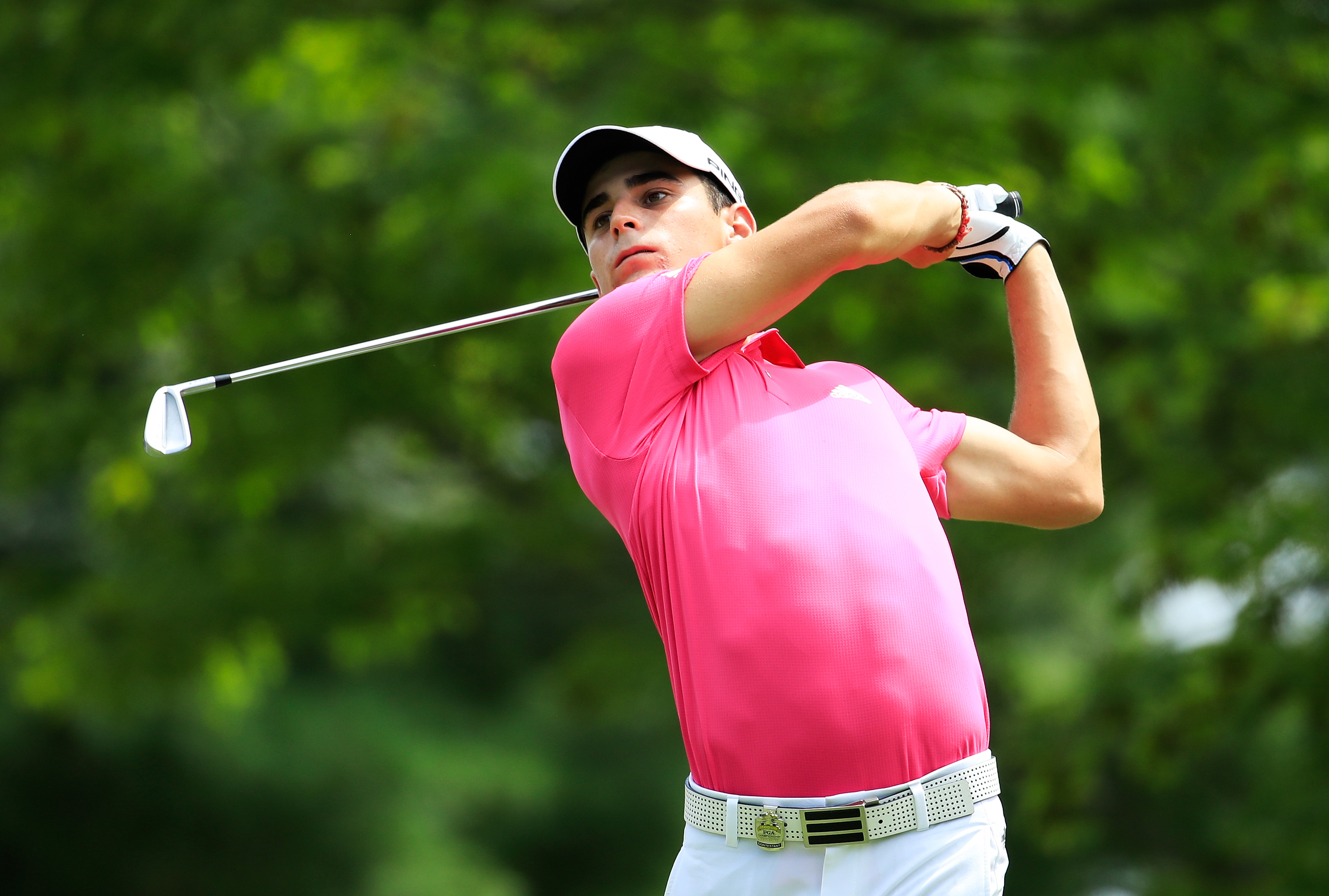 PGA Championship: A 19-year-old is already among the game's best. Meet  Joaquin Niemann | Golf World | Golf Digest