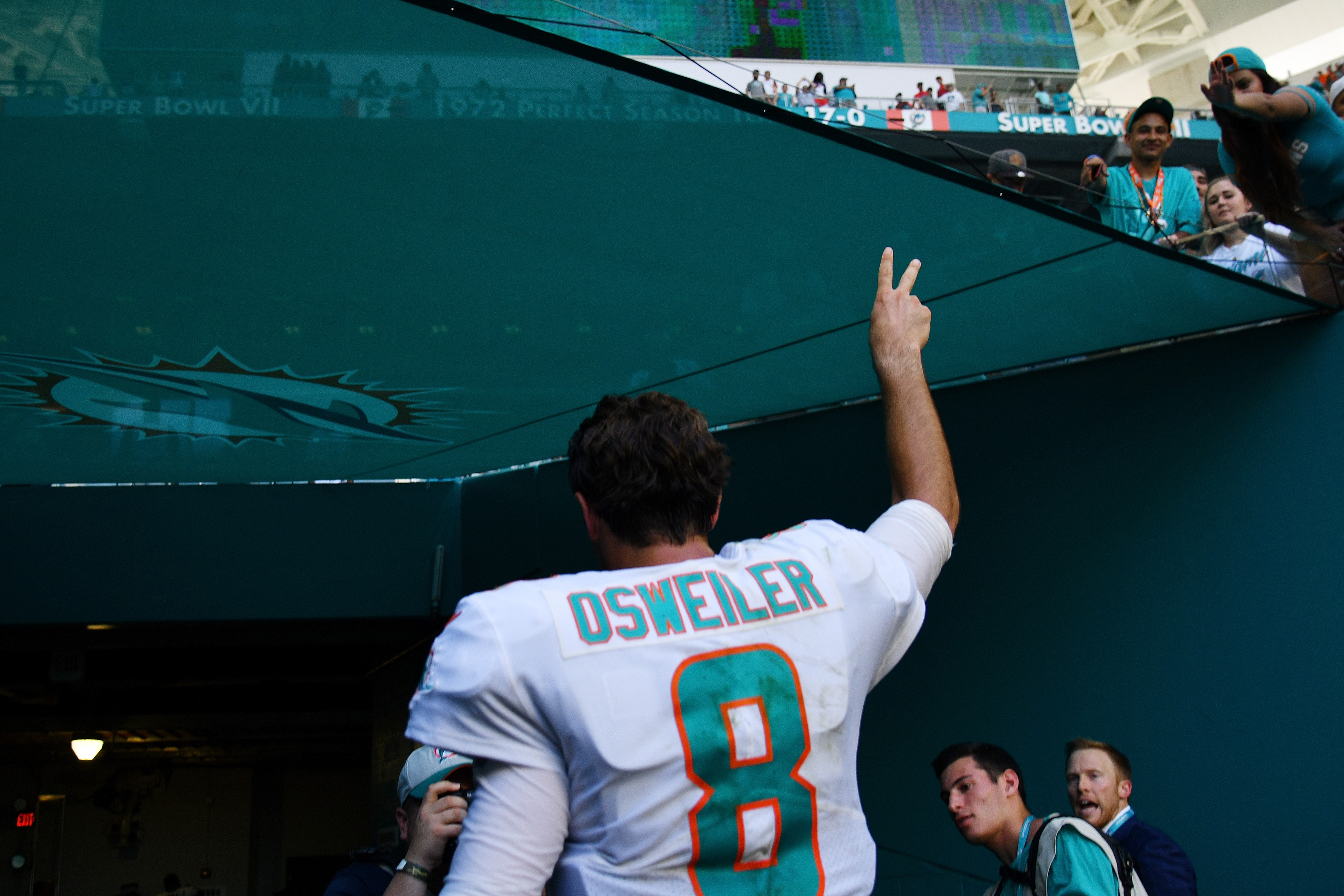 How'd Your Team Do, Twitter Edition: Brock Osweiler continues to ...