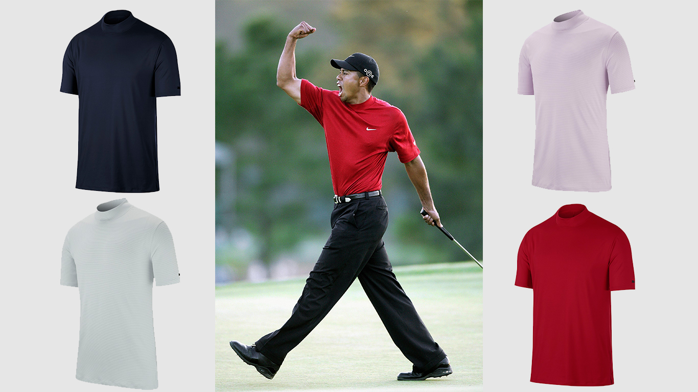 restaurante Sombreado evitar  Masters 2019: Here's what Tiger Woods will wear at Augusta (and where you  can buy each piece) | Golf Equipment: Clubs, Balls, Bags | Golf Digest