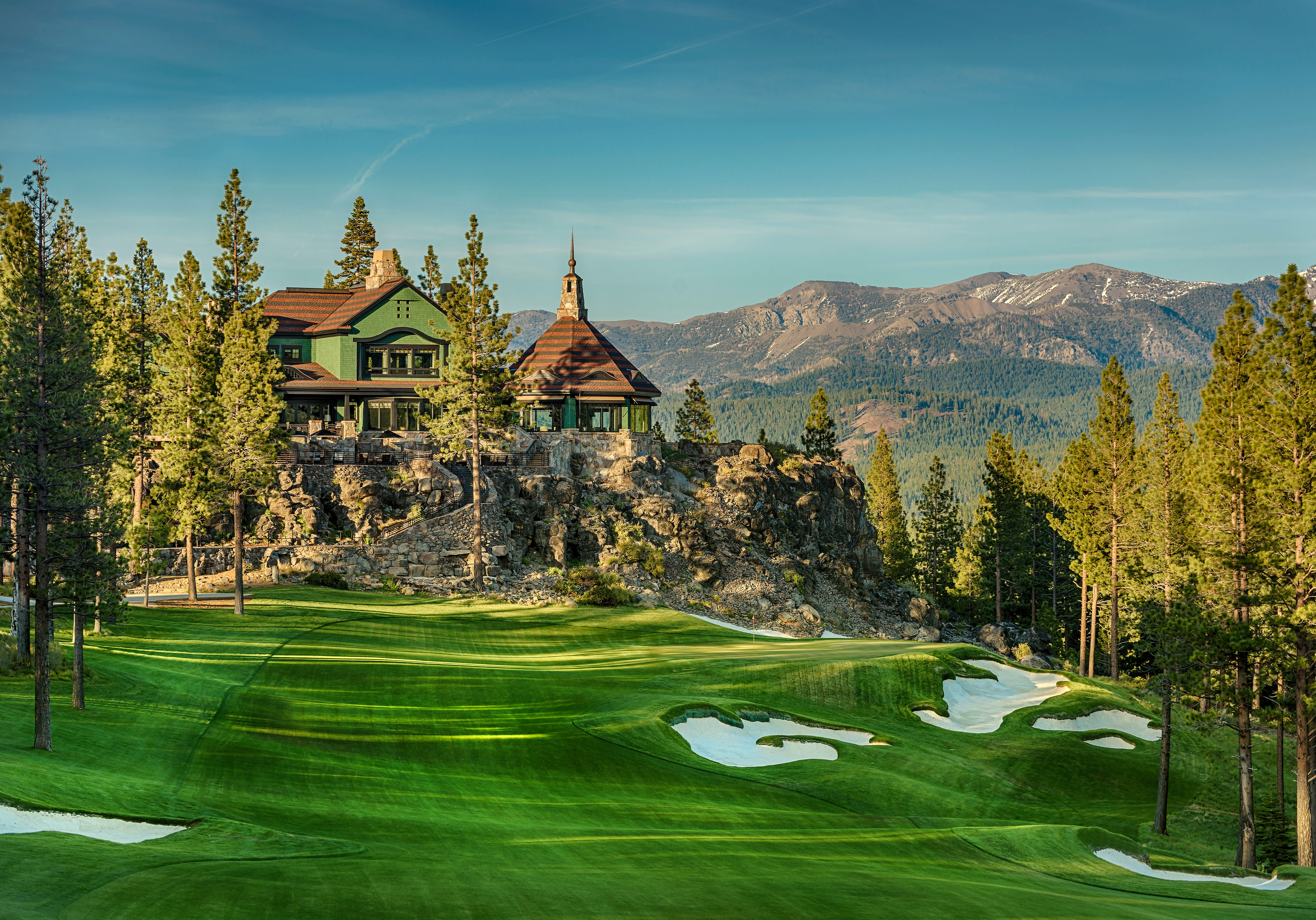 Golf Digest Names The Greatest Clubhouses In America For The First Time Courses Golf Digest