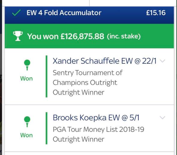 almost golf uk betting