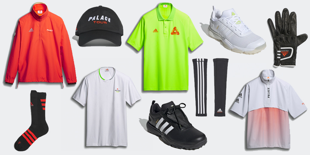 Calma regional clímax  Adidas Palace, the skateboarding-inspired clothes you saw Jon Rahm, Dustin  Johnson wear at the Genesis, is now available | Golf Equipment: Clubs,  Balls, Bags | Golf Digest