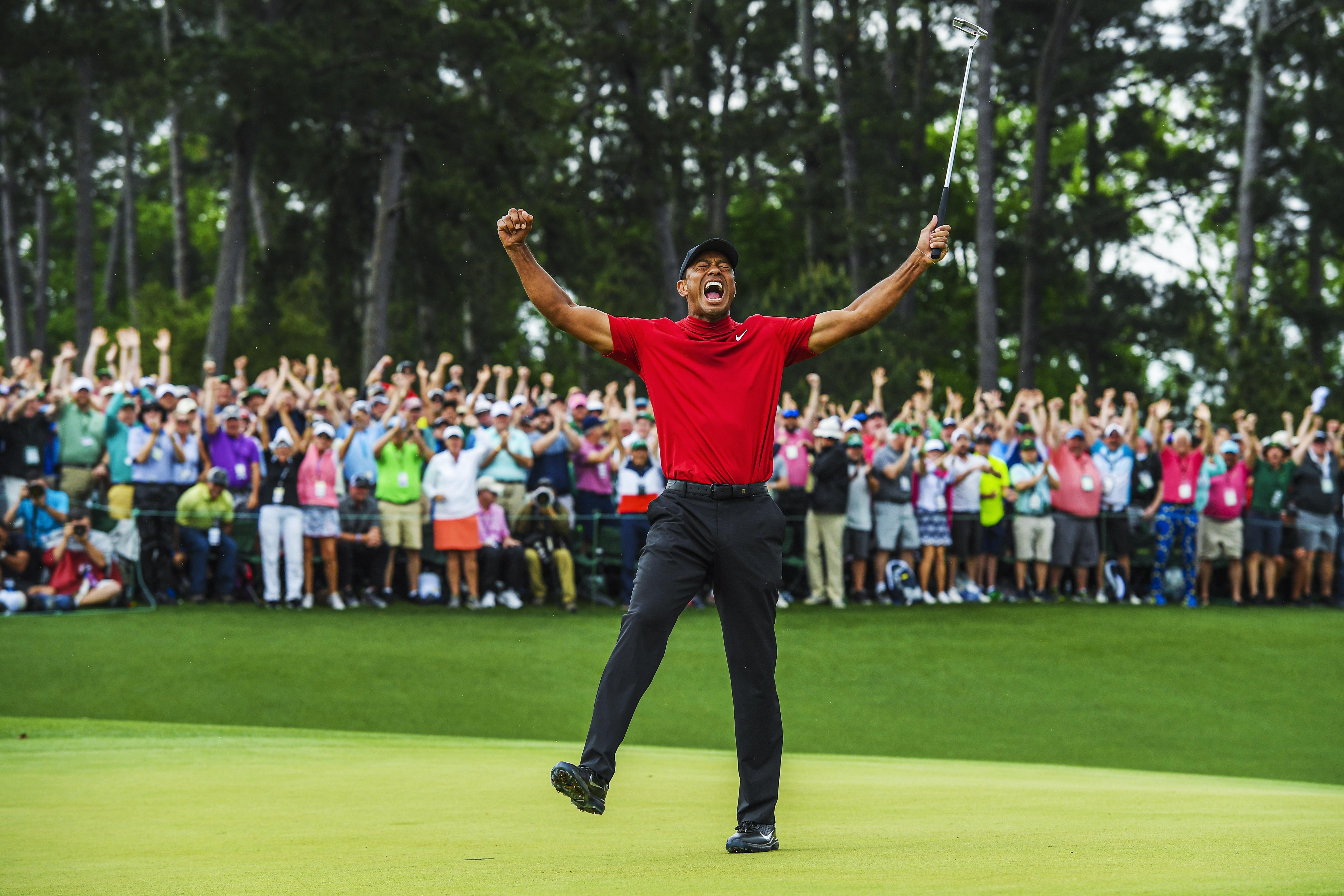 Never Say Never The Story Behind Tiger Woods Magical Fifth Masters Victory Golf World Golf Digest Проверьте подключение к интернету и перезагрузите страницу. 2