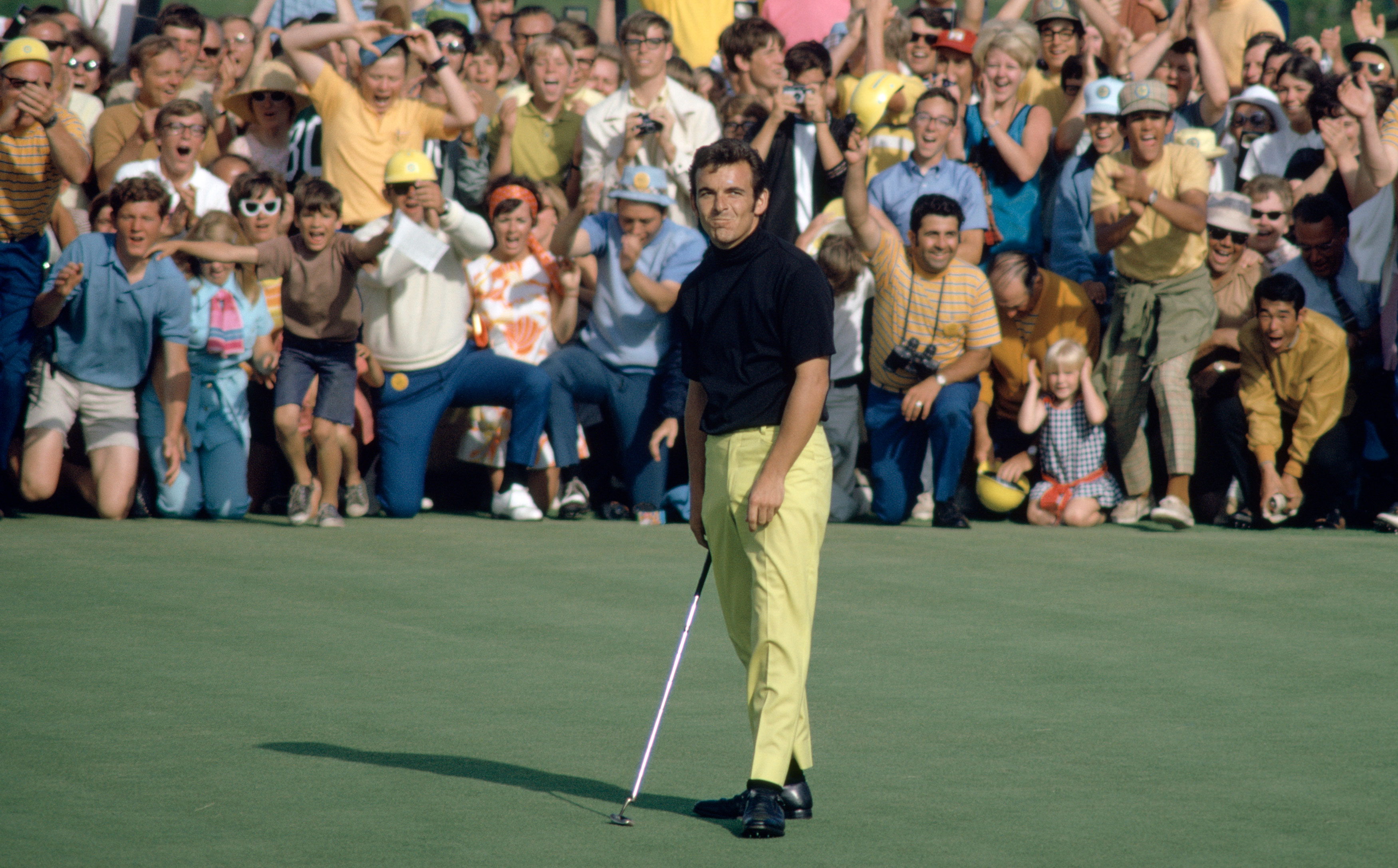 Why Tony Jacklin's 1970 U.S. Open win deserves more respect | Golf ...