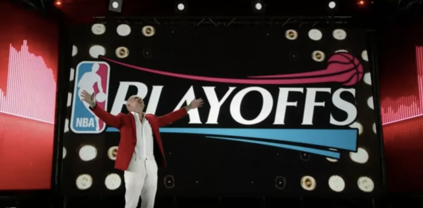 Nothing Will Get You Ready For The 2020 Nba Playoffs Like This Ridiculous Promo For The 2014 Nba Playoffs This Is The Loop Golfdigest Com