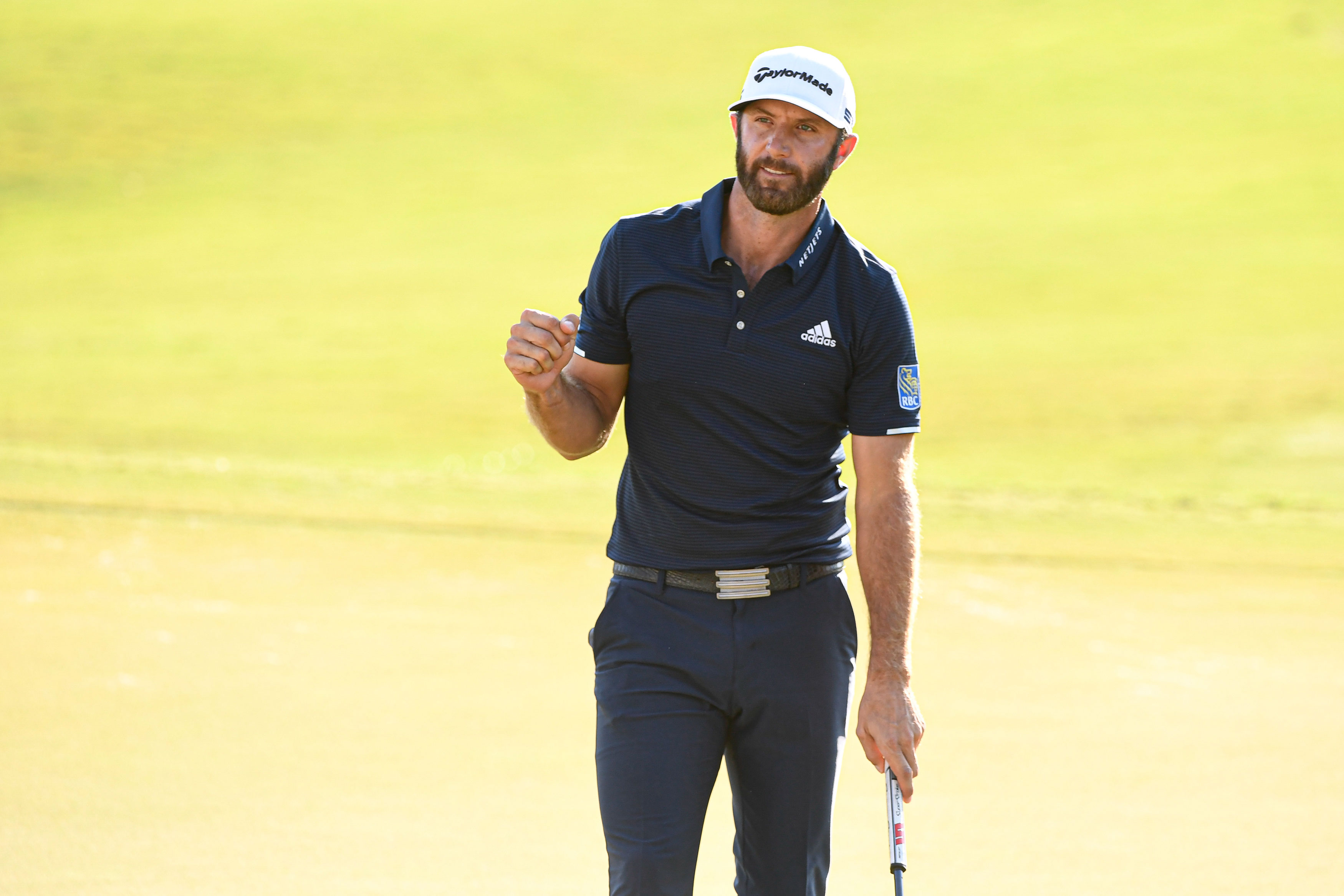Dustin Johnson meant it when he said winning the FedEx Cup was big to him.  So here's why | Golf World | GolfDigest.com