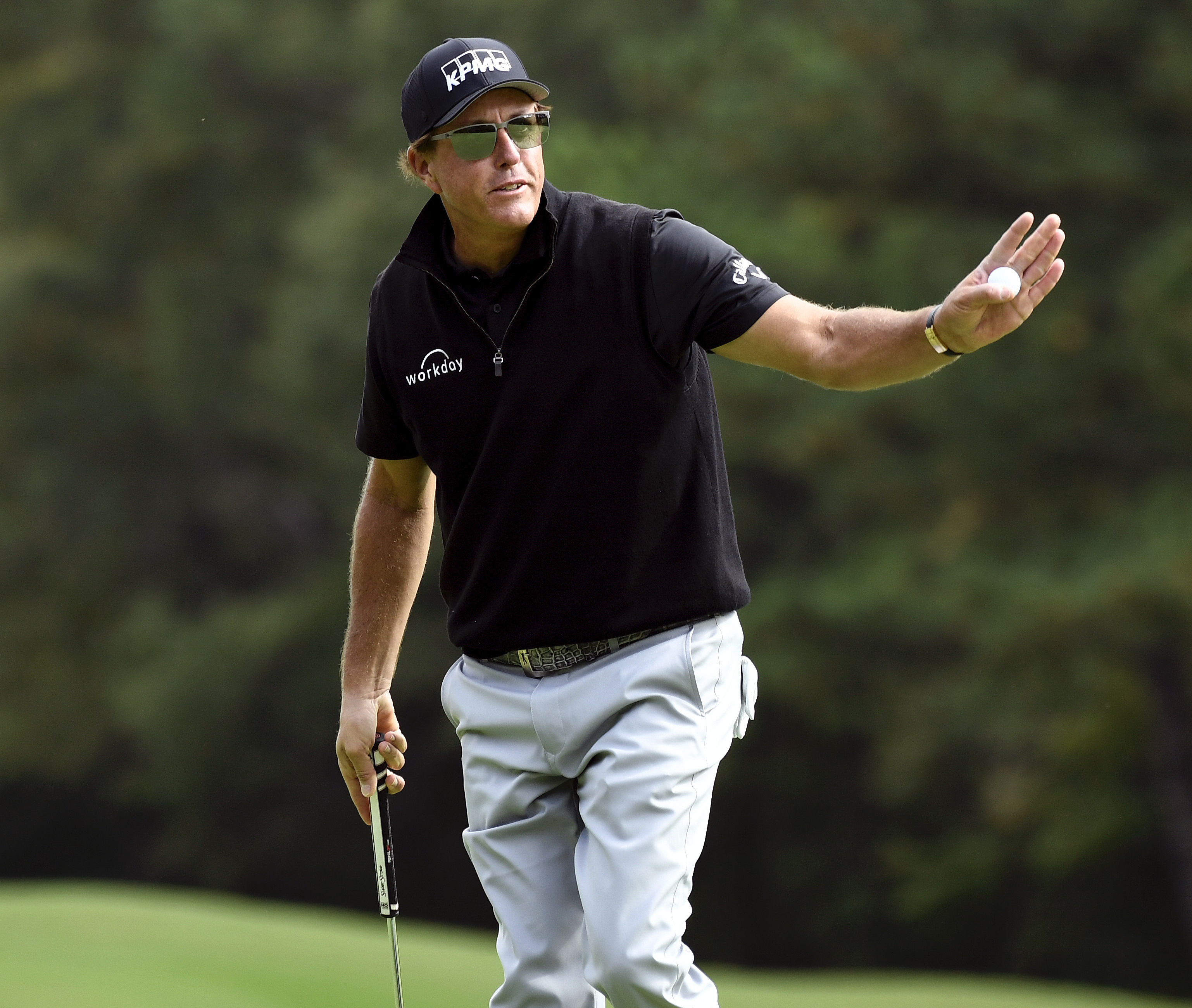 Concerned about COVID, Phil Mickelson balks at playing Houston ...