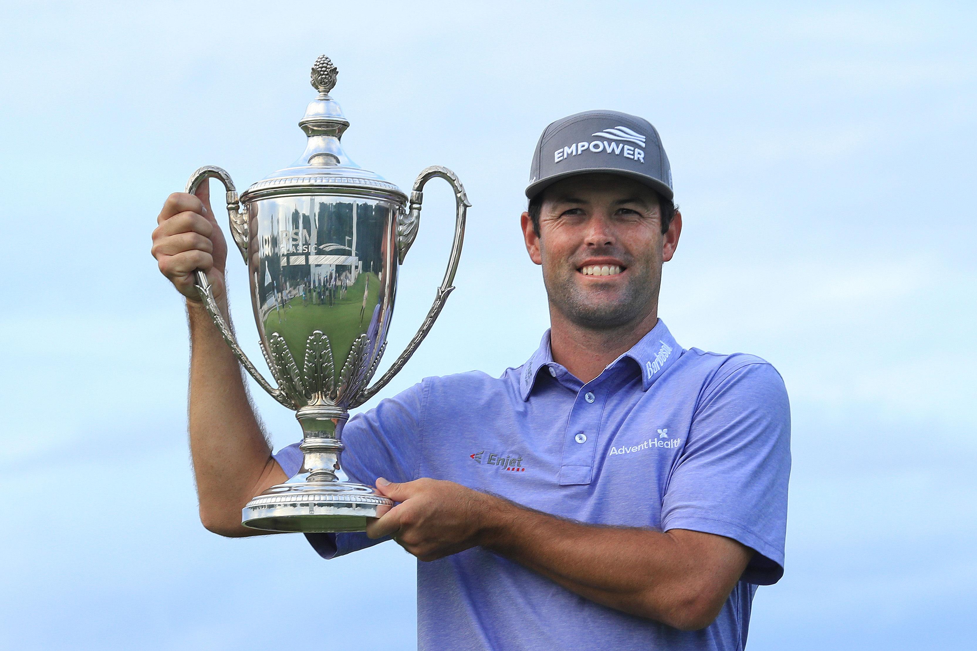 Robert Streb pulls off multiple hero shots to claim RSM Classic over Kevin  Kisner   Golf World   Golf Digest