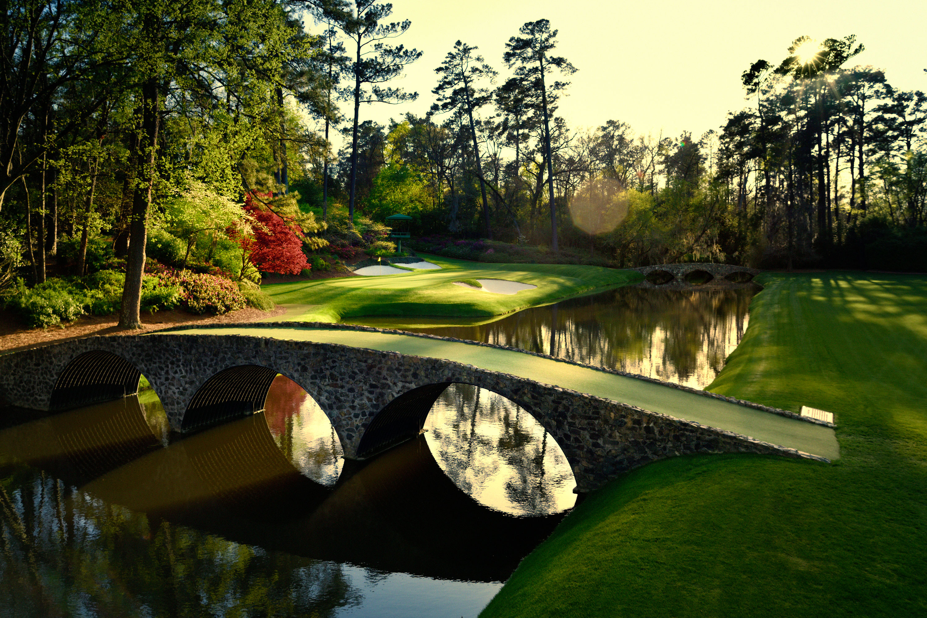 Masters 2021 How To Watch The Masters At Augusta National On Television And Streaming Online Golf News And Tour Information Golfdigest Com